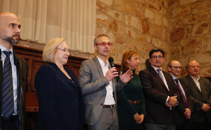 Ricardo Rivero, nuevo rector de la Usal