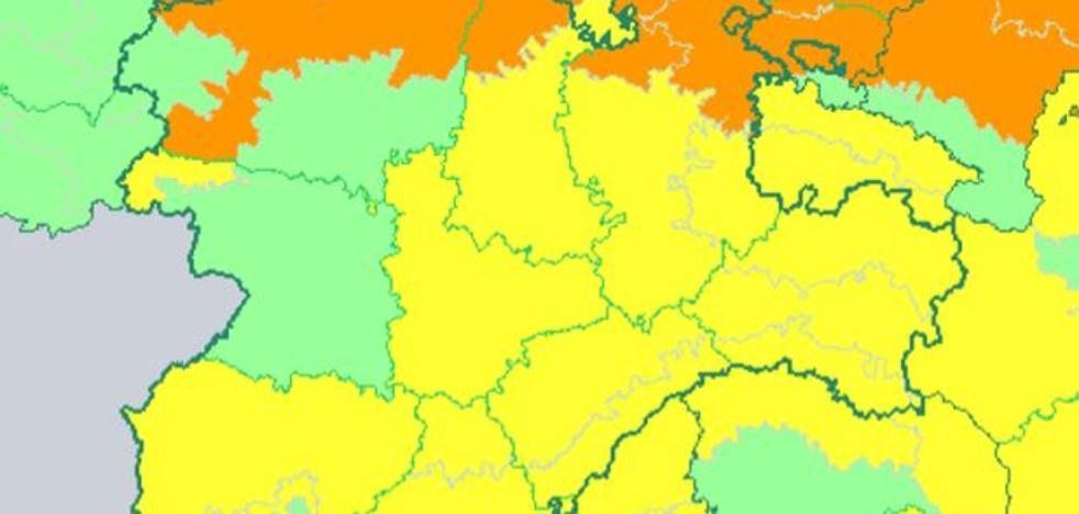 La nieve llegará mañana a Castilla y León