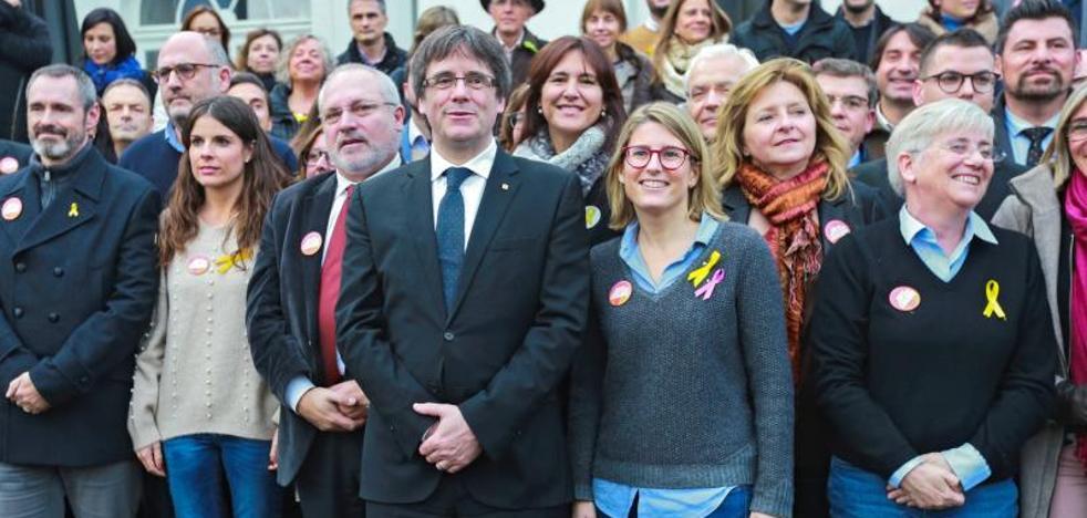 Puigdemont se quedará en Bélgica aunque liberen a los exconsejeros