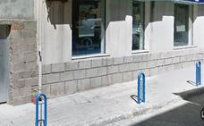 Detenido en La Adrada por el atraco a un banco de la localidad