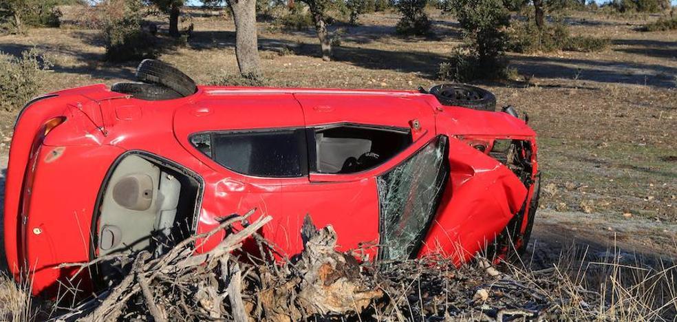 Un fallecido en un accidente en Santa Marta de Tormes