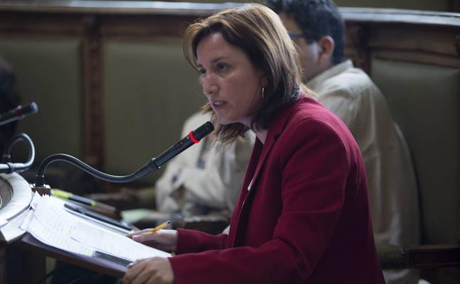 El Ayuntamiento de Valladolid no detecta peligro de caída de árboles