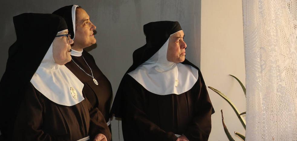 El convento riosecano de las clarisas cerrará el día 7 tras cinco siglos de historia