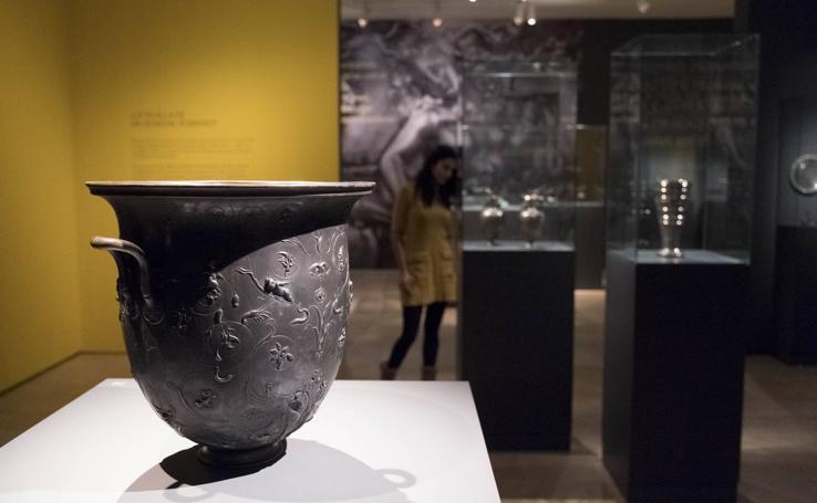 Exposición 'Tesoros eléctricos' en el Museo Nacional de Escultura de Valladolid