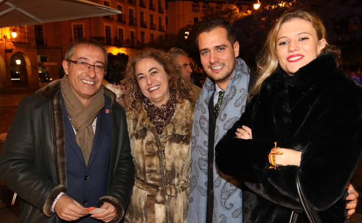 La reapertura del teatro Juan Bravo de Segovia se convierte en una fiesta