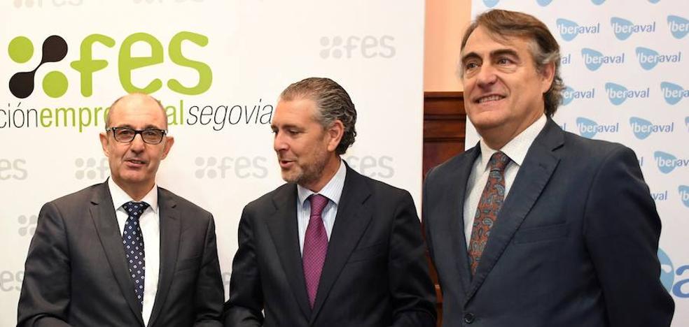La actividad empresarial crece en Segovia por encima del 20%