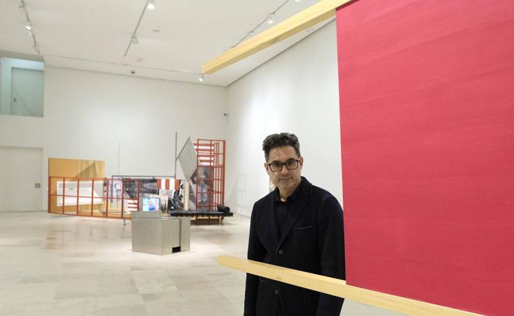 El Museo Patio Herreriano acoge la exposición 'Oteiza y la escultura vasca'