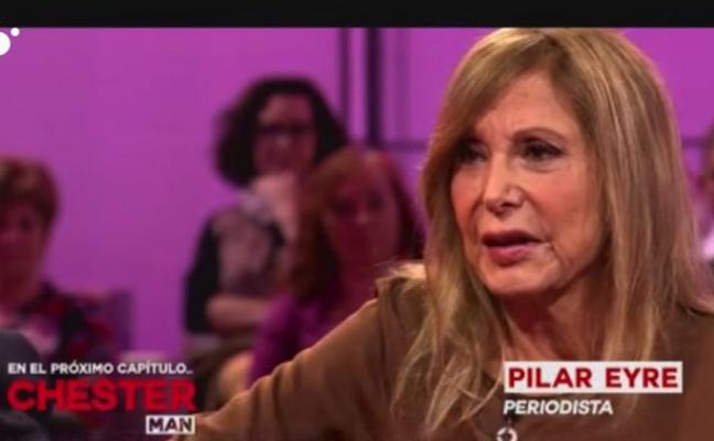 Pilar Eyre, sobre los hijos de Juan Carlos I: «Quizá no son solo tres»