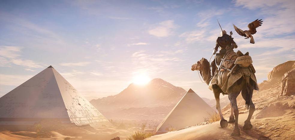 Egipto al rescate