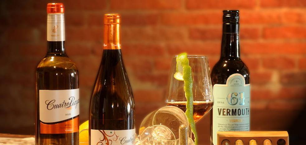 Cuatro Rayas viaja a la modernidad con su 61 Vermouth
