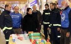 El Banco de Alimentos atiende a 4.000 personas en Segovia