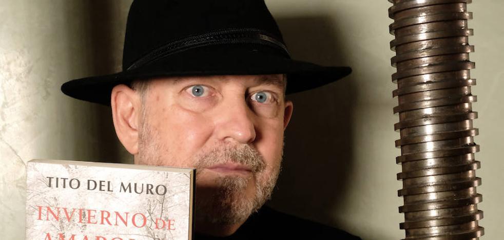 Tito del Muro se adentra en un thriller de corte histórico en 'Invierno de amapolas'