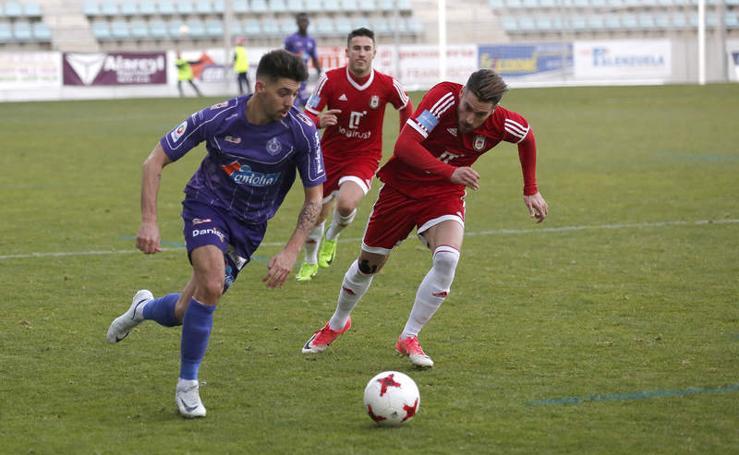 El Palencia Cristo Atlético empata ante el Real Ávila (0-0)