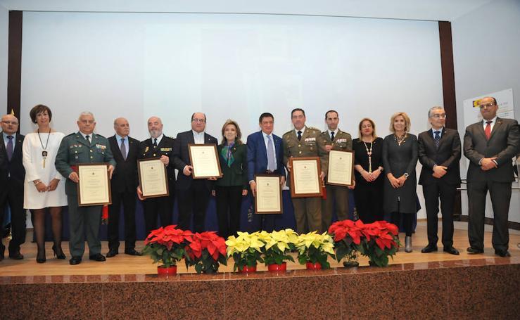 Entrega de los II Premios Valores Constitucionales