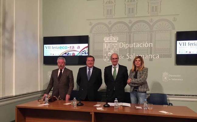 La Feria Eco-Raya reunirá en Salamanca a 97 empresas agroalimentarias de España y Portugal