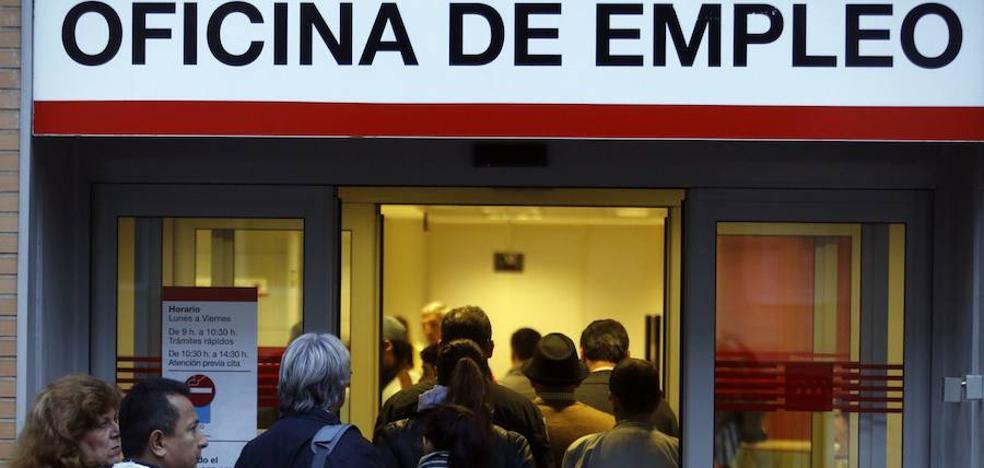 El paro asciende en 1.943 personas en Castilla y León en el mes de noviembre