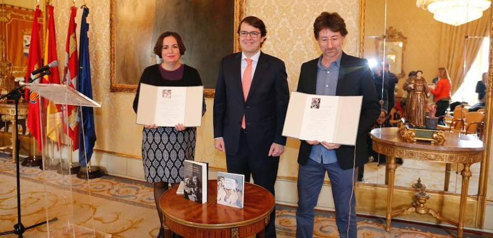 El Ayuntamiento entrega los premios Ciudad de Salamanca de Novela y Poesía