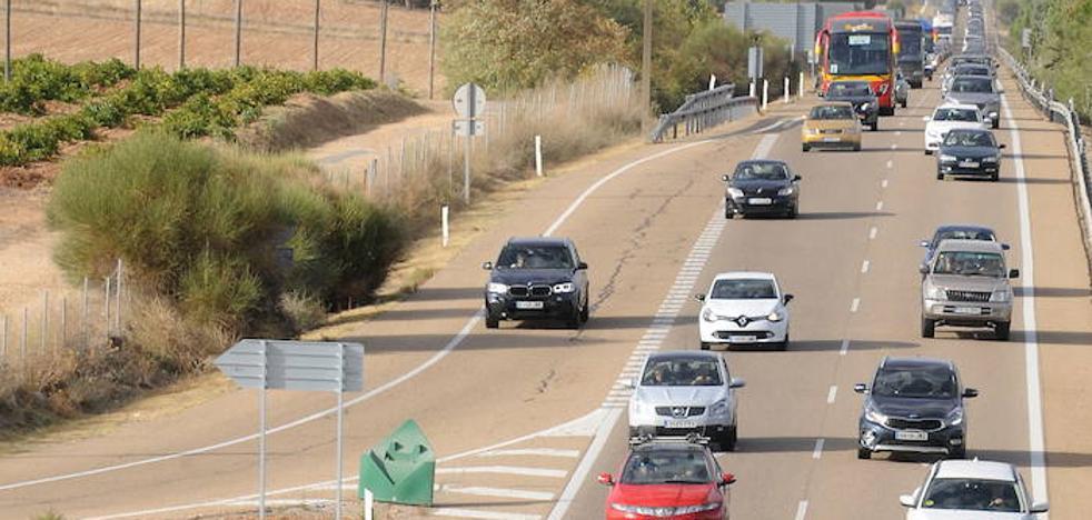 La DGT prevé un millón de desplazamientos en Castilla y León en el puente