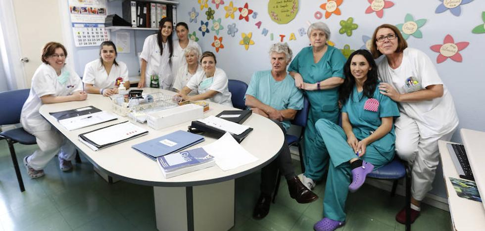 El hospital iniciará un programa de detección de infección oculta del virus de hepatitis C