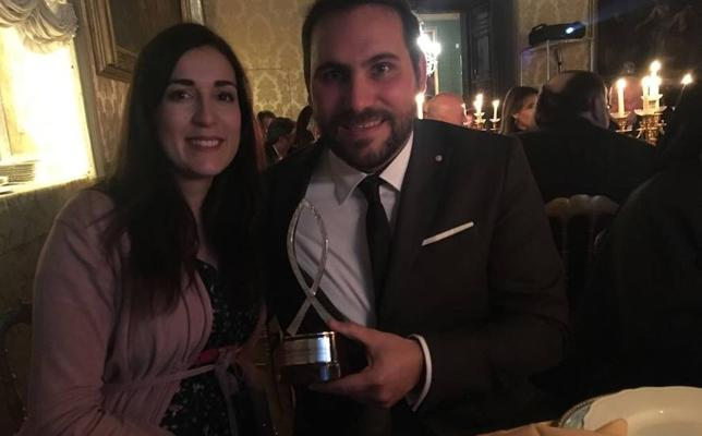 El director Pablo Moreno vuelve a ganar uno de los 'Oscar' del cine católico