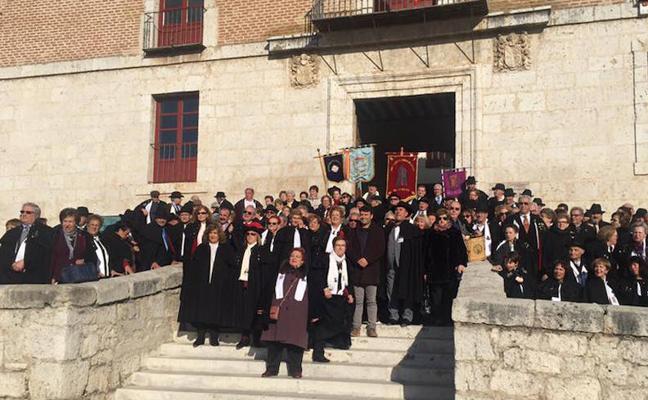 Tordesillas, capital de la capa castellana