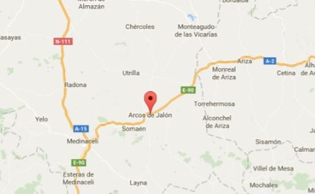 Detenidas dos personas por hurtar la pensión a un jubilado de Arcos de Jalón