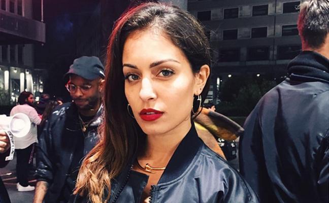 Hiba Abouk 'enciende' Instagram con un posado muy sensual