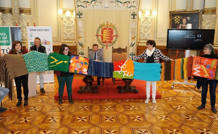 Día Internacional de las Personas con Discapacidad en el Ayuntamiento de Valladolid