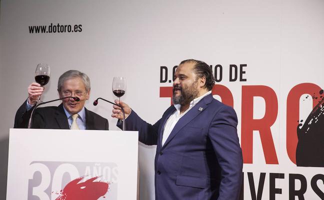 La DO Toro celebra su 30 aniversario en Madrid con más de 400 profesionales