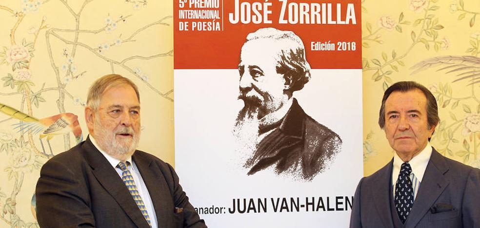 El Premio Internacional José Zorrilla de Poesía presenta en Madrid a su ganador