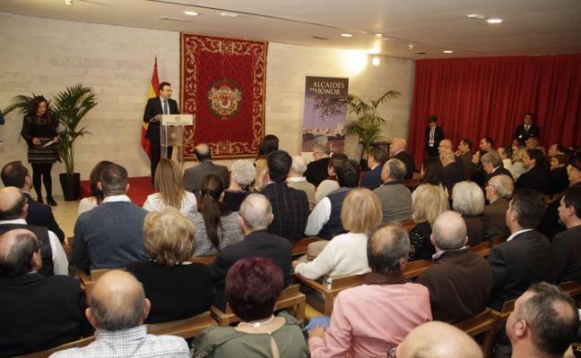 Nombrados los nuevos alcaides de Honor del Museo Provincial de Vino