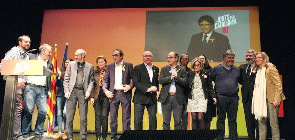 Puigdemont pide al «tripartito del 155» que abandone la «fantasía» de gobernar