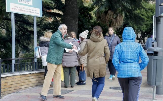 Las listas de espera y la atención en Urgencias concentran las protestas de los salmantinos