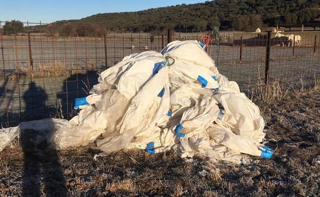 La Asociación de Ganaderos 19 de Abril pide una correcta gestión de los residuos plásticos en el campo