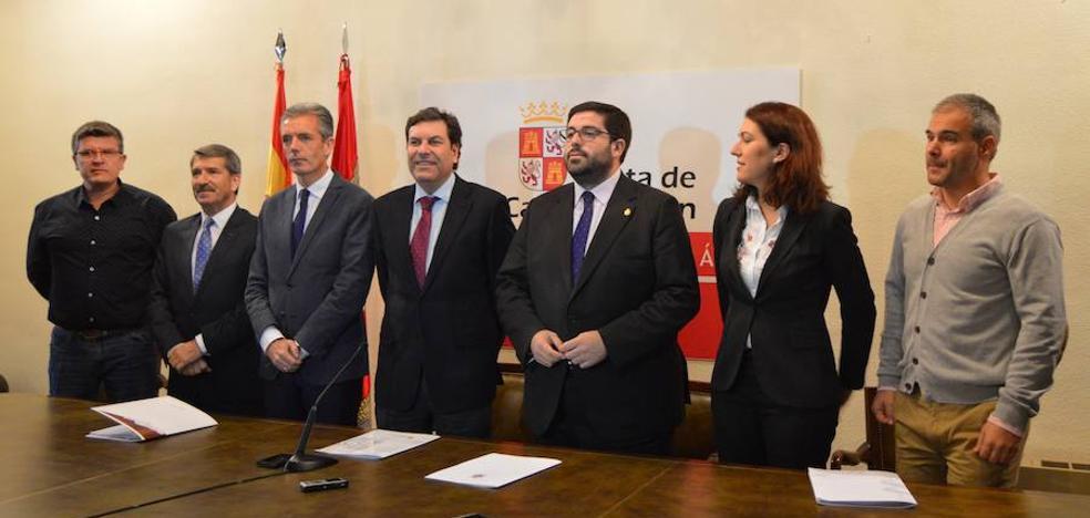 El Plan de Empleo Agrario permitirá a 43 municipios de Ávila contratar a 371 trabajadores