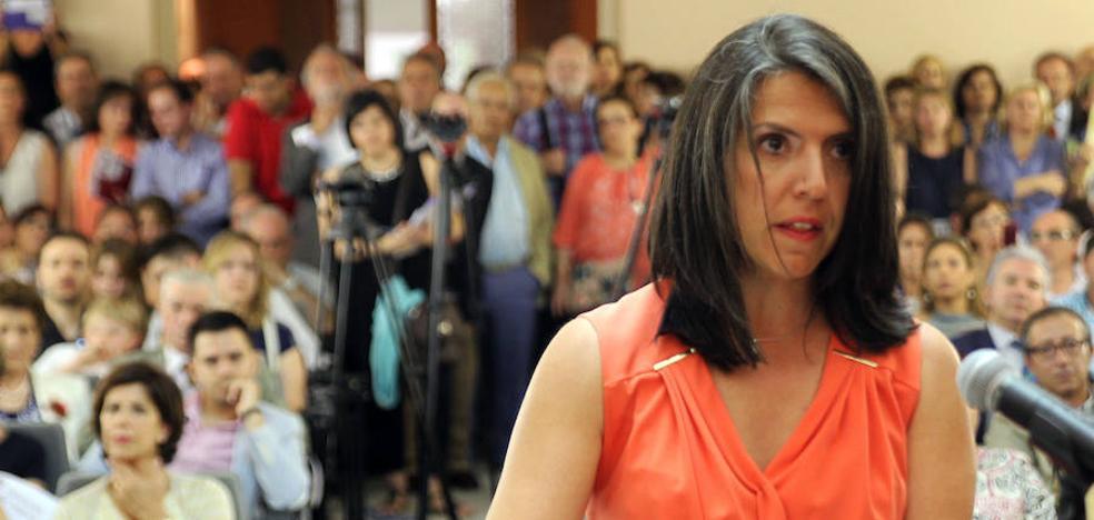 El PSOE defiende el acuerdo «sin tapujo» para que María Cuesta gobierne en Espirdo
