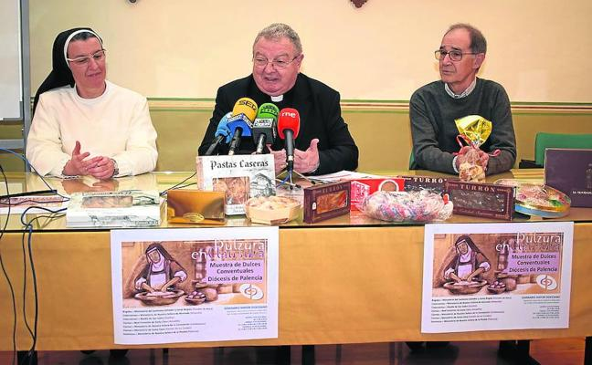 San Isidro de Dueñas se incorpora a la Muestra de Dulces Conventuales