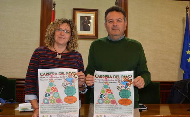 La Carrera del Pavo del 24 de diciembre en Béjar será gratuita para todos los atletas