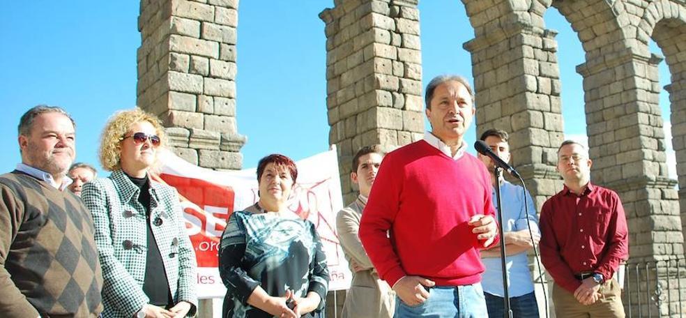 El PSOE arremete contra el «ninguneo» a las subdelegaciones
