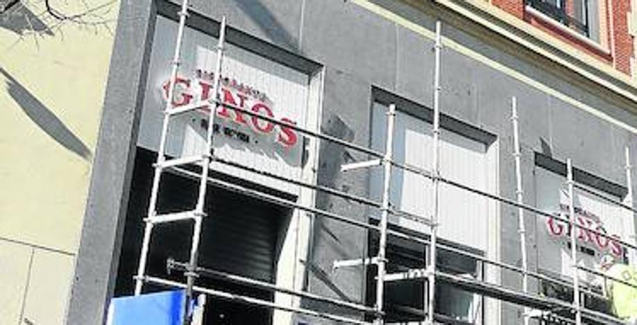 El edificio de Telefónica de Duque de la Victoria albergará un restaurante en la planta baja