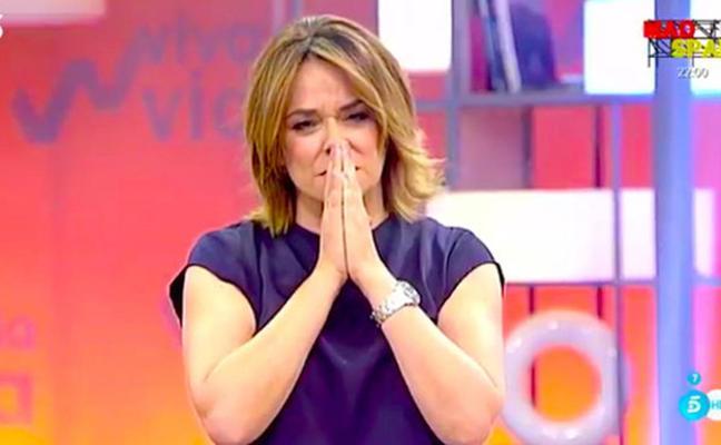 Toñi Moreno le manda un mensaje a María Teresa Campos