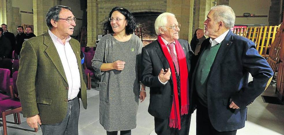 El Padre Ángel, en Villalar: «Con el diálogo se puede resolver el conflicto catalán»