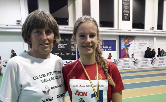 Olga Macías, del CAV, logra la mínima para el Campeonato de España