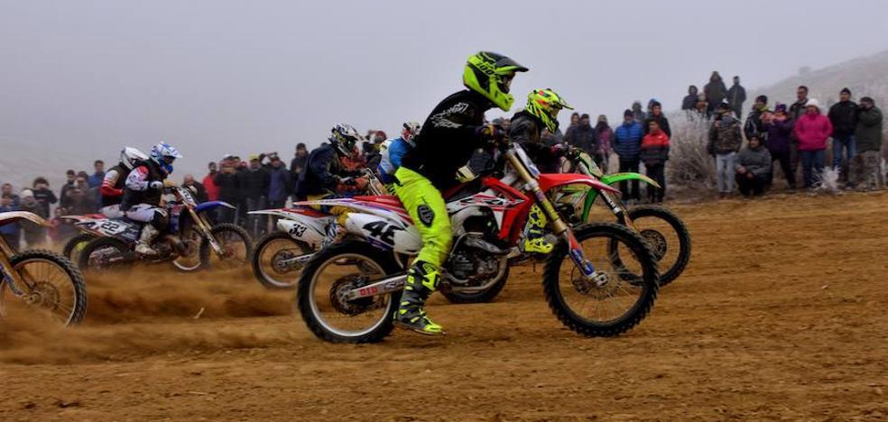 Cita con el motocross en Torquemada