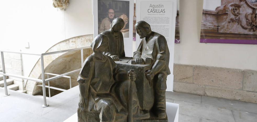 Agustín Casillas recibe un homenaje póstumo con una exposición