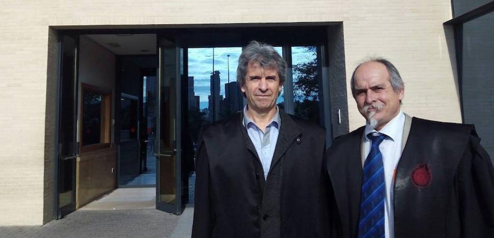 Gabriel Ruiz disputará la presidencia de los abogados a Santiago González