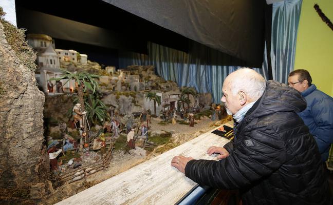 Palencia inicia el camino hacia Belén