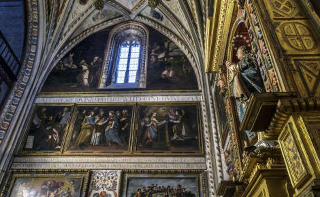 Visita nocturna por la Catedral de Segovia