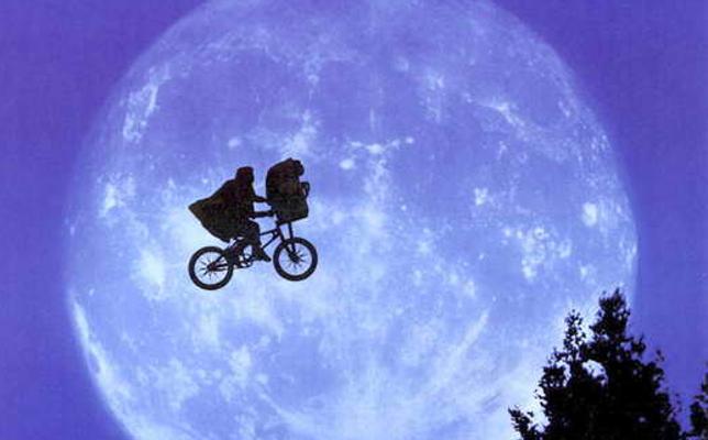 Los 35 años de E.T. en España