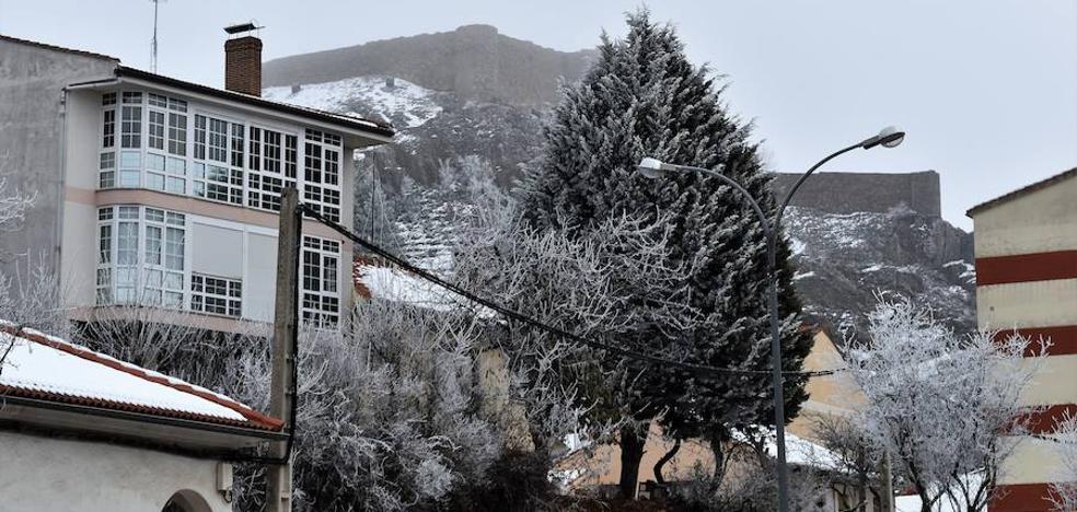 El frío, la niebla y el hielo ponen en alerta a Palencia